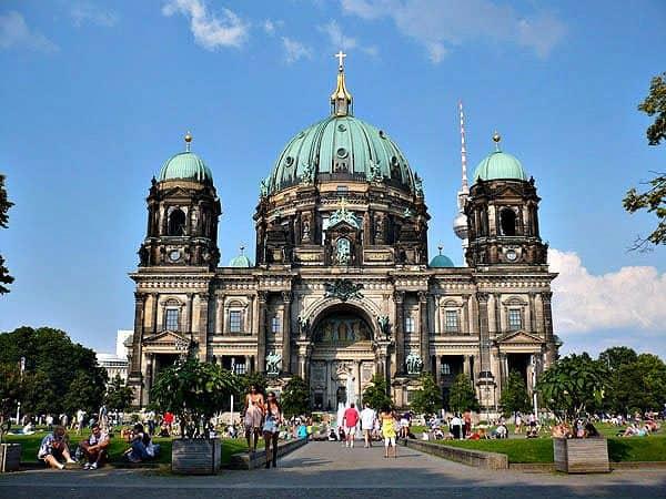 Catedral de Berlín - Ver Berlín sitios para ver - Ilutravel.com