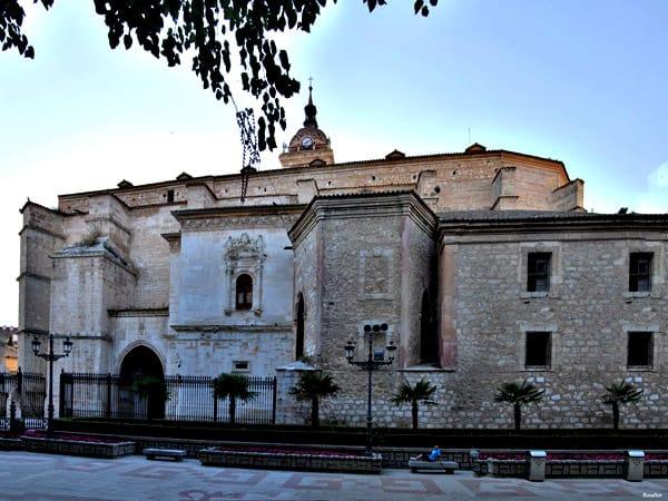 Catedral de Santa María del Prado de Ciudad Real