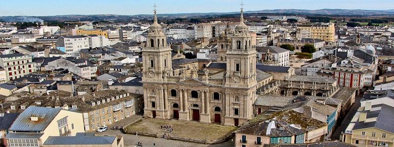 Catedral de Santa María de Lugo - Ilutravel.com