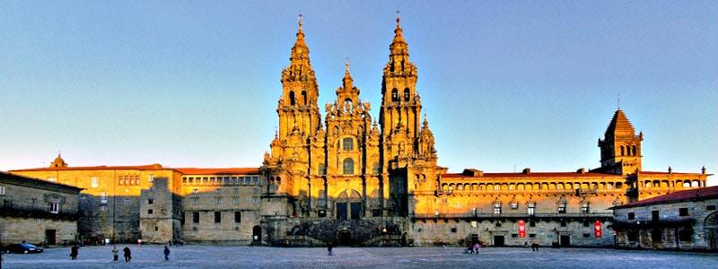 Catedral de Santiago el Mayor de Santiago de Compostela