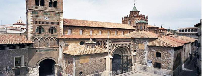 Catedral de Teruel Santa María de Mediavilla superior