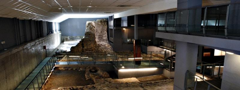 Centro de Interpretación Puerta de Almería superior