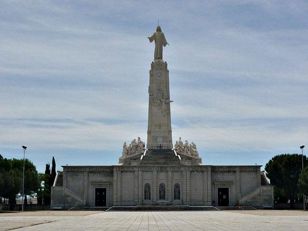 Cerro de los Ángeles de Getafe