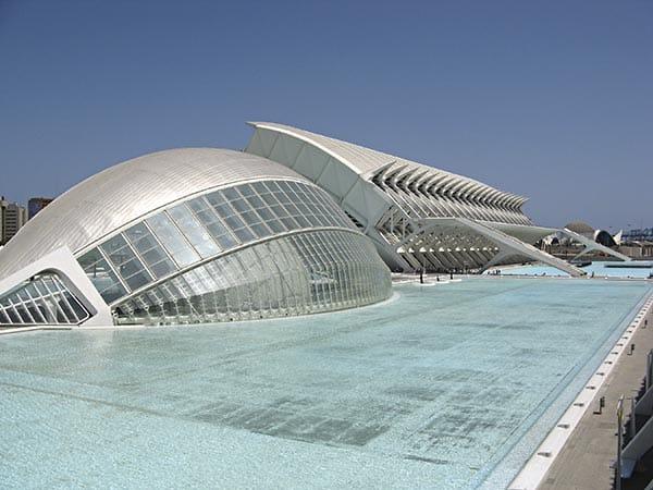 Ciudad de las Artes y las Ciencias de Valencia - Valencia en 3 días de turismo - Ilutravel.com