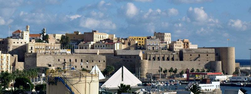 Ciudadela de Melilla lugar que ver en Melilla - Ilutravel.com