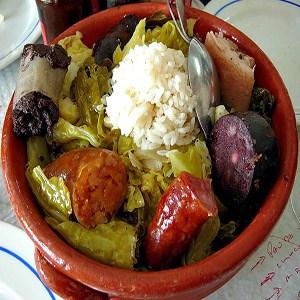 Cocido a la Portuguesa