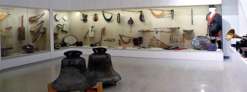 Colección de instrumentos musicales de la Diputación de Lugo
