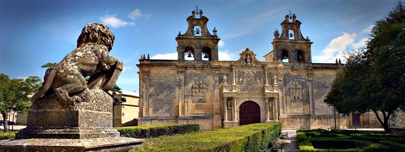 Colegiata de Santa María de los Reales Alcázares de Úbeda