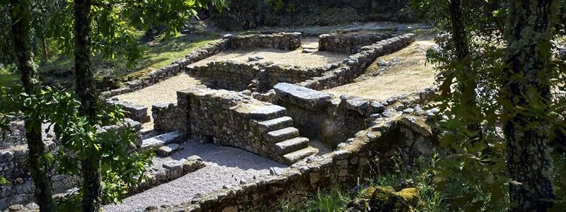Complejo arqueológico de Santomé de Orense