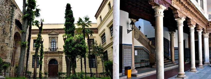 Conjunto Convento de la Piedad y Palacio de Antonio de Mendoza de Guadalajara