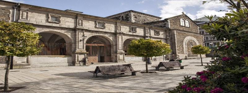 Convento de Santo Domingo Lugo de Lugo