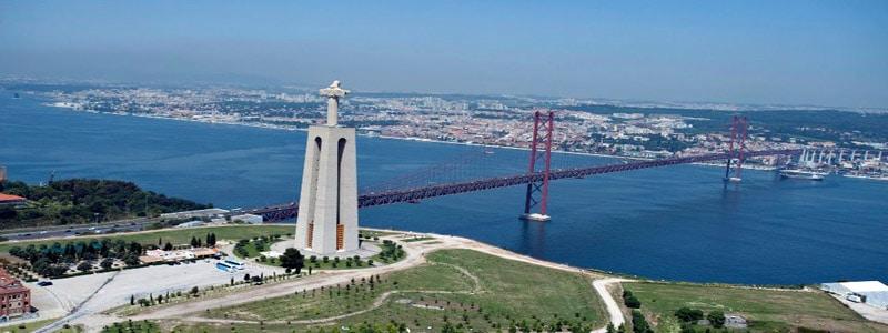 Cristo Rei de Almada de Lisboa