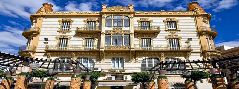 Edificio de la Reconquista de Melilla