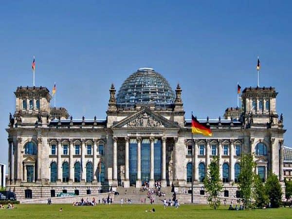 Edificio del Reichstag (Parlamento) de Berlin - Lugares de interés de Berlín - Ilutravel.com