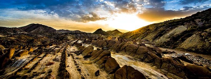 Desierto de Tabernas de Almería