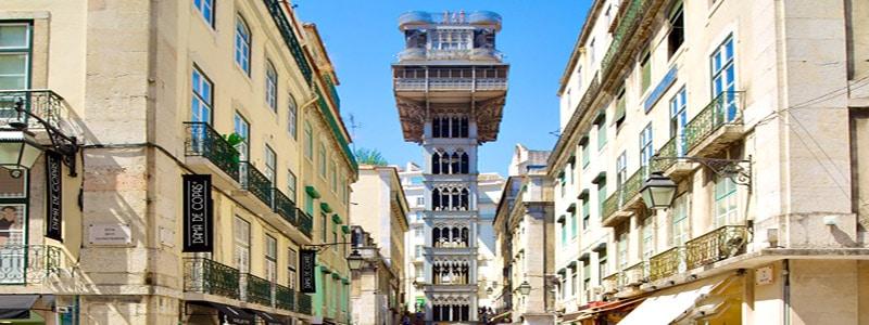 Elevador De Santa Justa De Lisboa Quieres Conocerlo Ilutravel
