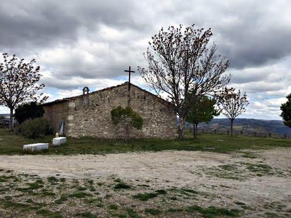 Ermita de Santa Cruz de Fermoselle - turismo por Fermoselle todo lo que ver - Ilutravel.com