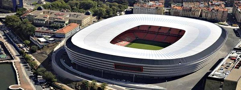 Estadio de San Mamés de Bilbao