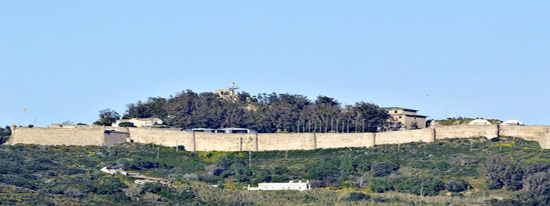 Fortaleza de Monte Hacho de Ceuta
