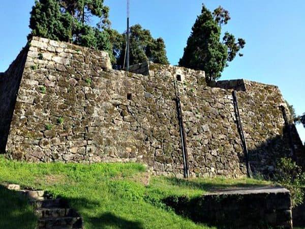 Fortaleza do Castro Vigo de Vigo - Visitar Vigo un día - Ilutravel.com