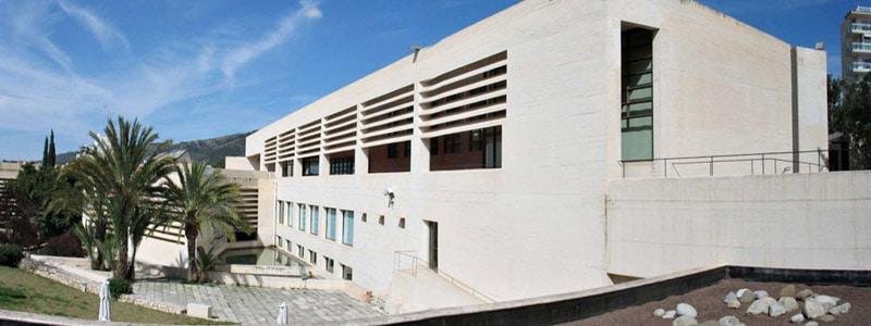 Fundación Pilar y Joan Miró de Palma de Mallorca superior