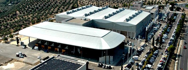 IFEJA-Recinto Provincial de Ferias y Congresos de Jaén