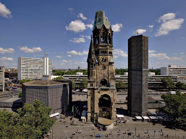 Iglesia Memorial Kaiser Wilhelm de Berlin - Qué ver en Berlín - Ilutravel.com