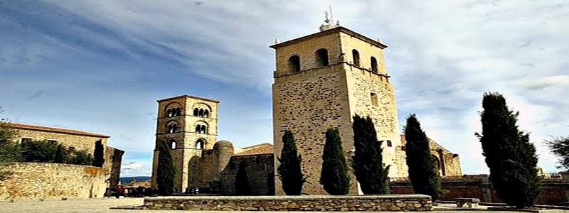 Iglesia Santa María la Mayor de Trujillo de Trujillo