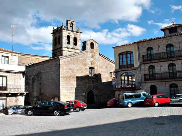 Iglesia de Nuestra Señora de la Asunción de Fermoselle - Ver Fermoselle de turismo - Ilutravel.com