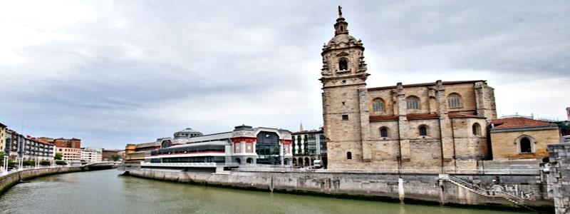 Iglesia de San Antón de Bilbao
