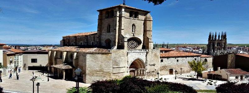 Iglesia de San Esteban de Burgos