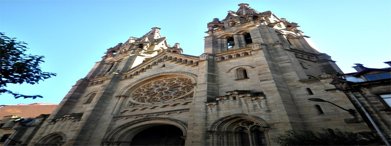 Iglesia de San Francisco de Asís de Bilbao