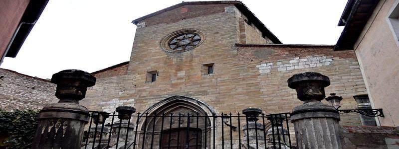 Iglesia de San Gil Abad de Burgos