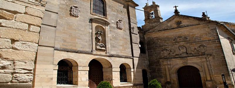 Iglesia de San Miguel de Úbeda