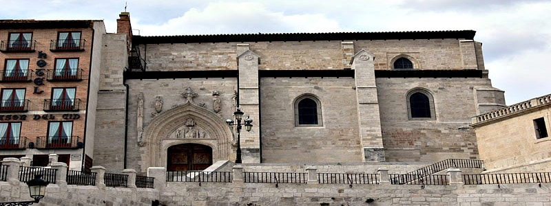 Iglesia de San Nicolás de Bari de Burgos