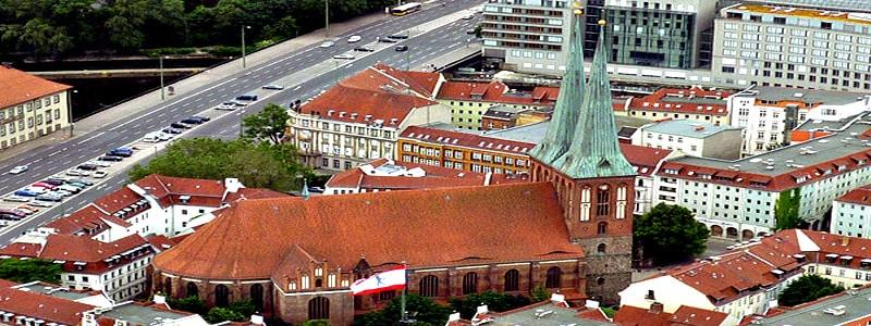 Iglesia de San Nicolás de Berlin