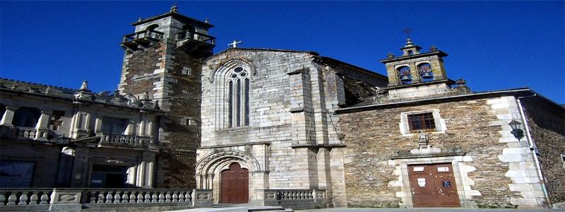 Iglesia de San Pedro de Lugo
