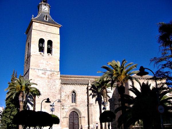 Iglesia de San Pedro de Ciudad Real