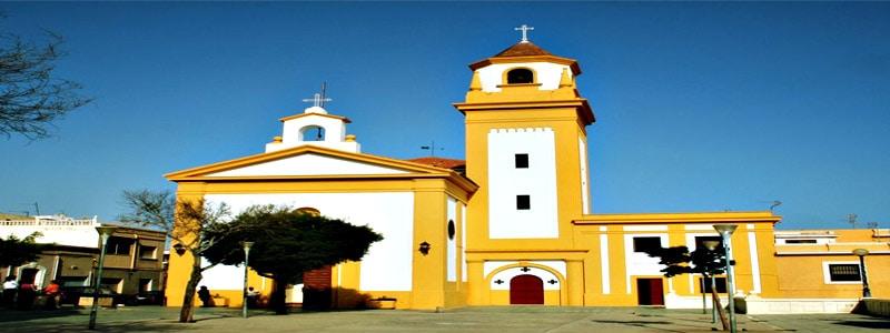 Iglesia de San Roque de Almería
