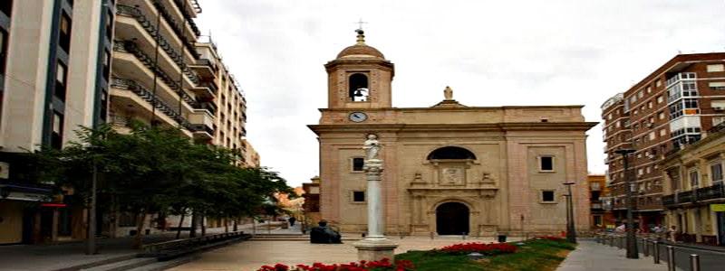 Iglesia de San Sebastián de Almería
