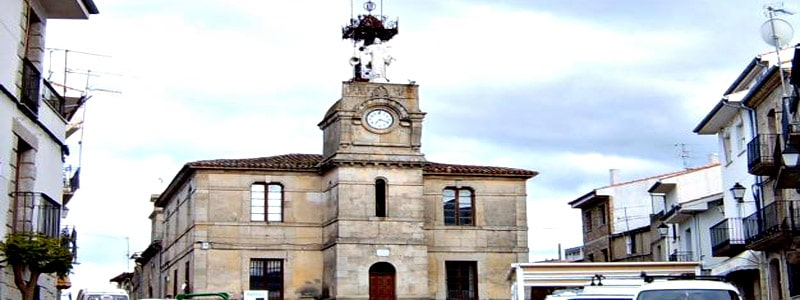 Iglesia de Santa Colomba de Fermoselle