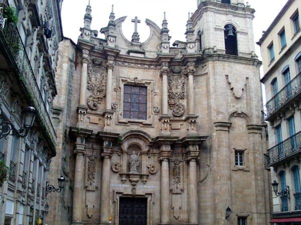Iglesia de Santa Eufemia de Orense
