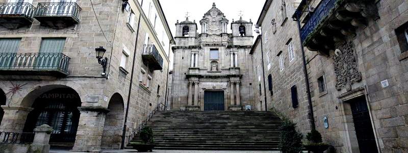 Iglesia de Santa María Nai de Orense