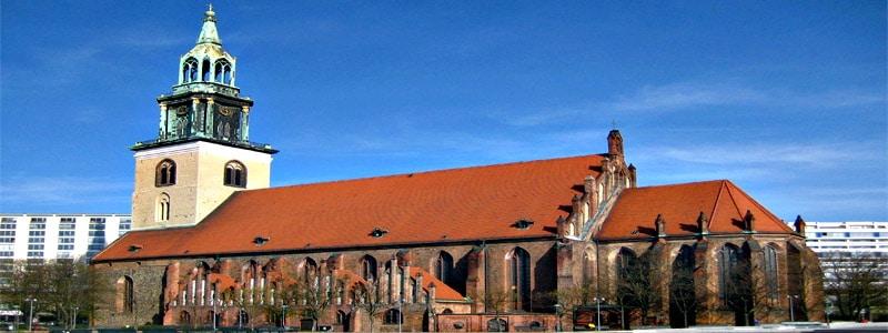 Iglesia de Santa María de Berlin