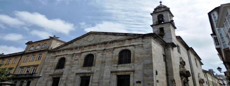 Iglesia de Santiago A Nova de Lugo