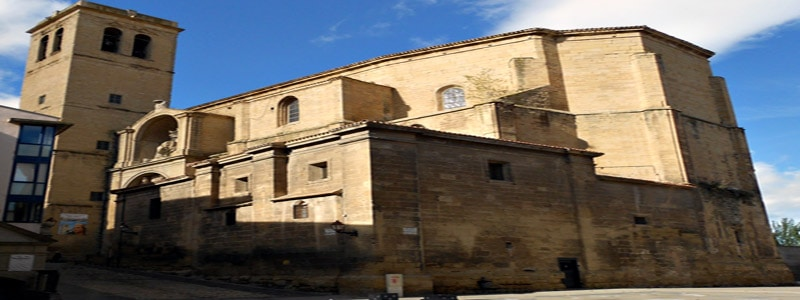 Iglesia de Santiago el Real de Logroño