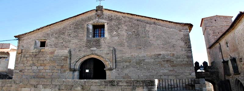 Iglesia de Santiago de Trujillo