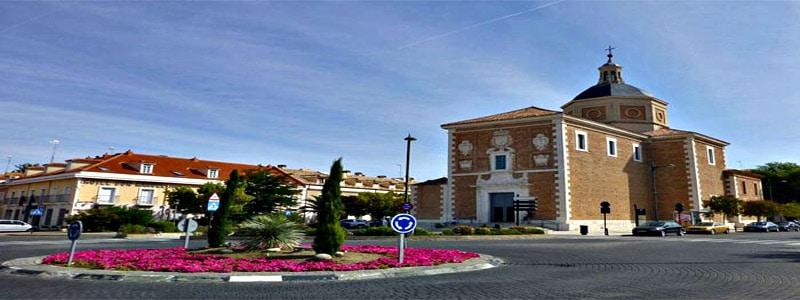 De turismo en la Iglesia de la Virgen de las Angustias de Aranjuez – Ilutravel.com -Tu guía de turismo online