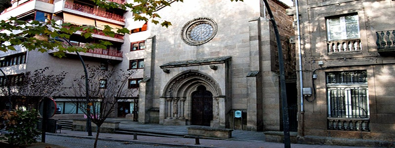 Iglesia de los Franciscanos de Orense