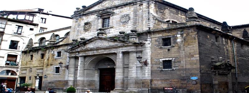 Iglesia de los Santos Juanes de Bilbao